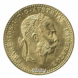 1 Ducat François Joseph Autriche 1915