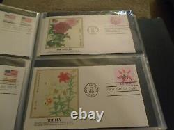 1000+ FIRST DAY COVERS 1940s-1990s MOST ARE IN BOOKS AND BINDERS