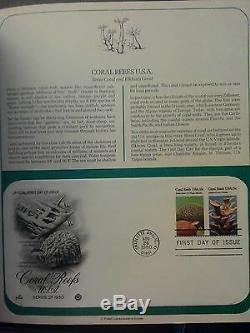 1972-2003 First Day & Special Covers Postal Commemorative Society 6 Book Set