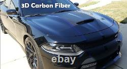 2 color 10 Twin Rally stripes Fit 2009 UP Dodge Charger FDC/3M Vinyl