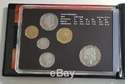 2012 Australia Proof Set GEM FDC Coins Full Mint Packaging Special Edition