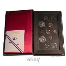 #23928 Monnaie, France, Set, 1990, Paris, FDC, (No Composition), Gadourypage