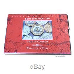 #23937 Monnaie, France, Set, 1997, FDC, Gadourypage 288