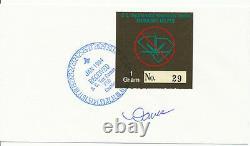 30 South Carolina 1 Gram Marijuana Drug Tax Stamp #29 On First Day Cover