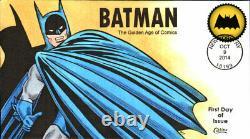 #4928-35 Batman Collins FDC Set (00520144928-35001)