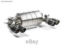 Akrapovic Line Titan Duplex Sportauspuff BMW M2 Competition F87N je 2x Carbon