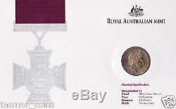 Australia 2000 For Valour Centenary of Australia's 1st Victoria Cross PNC/FDC