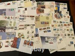 Australia Stamp FDC Collection 402 Covers see pictures