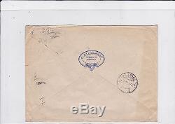 BD331 Australia 1917 Kangaroo UNIQUE FIRST DAY COVER