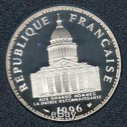 BE 100 Francs Panthéon 1996 FDC 5 319 Exemplaires Provenant du Coffret