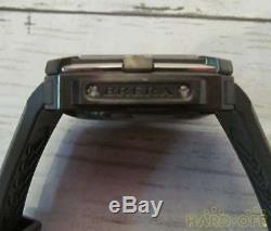 BRERA chronograph gray rubber hand BRSS2C4602
