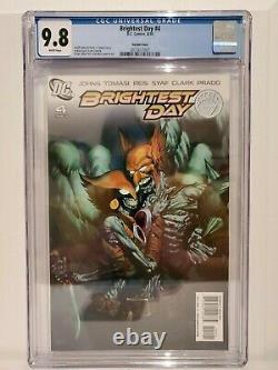 Brightest Day #4 (2010) Reis Variant Cover, 1st Aqualad, Johns, CGC 9.8 NM/MT
