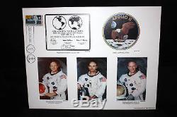 C76 FDC Apollo 11 Lunar Landing NASA 12 Photo Set Postal 11x14 FREE SHIPPING