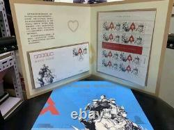 CHINA 2020 11 T11 PACK Full + FDC Fight the Virus Stamp
