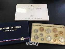 Coffret Monnaie de Paris FDC 1987