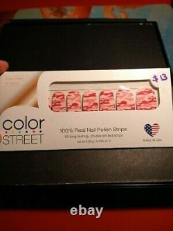 Color Street-HTF-RARE Military Love