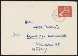 DDR 1950, MiNr. 275, FDC/Ersttagsbrief, Mi. 1000