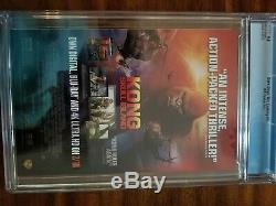Dark Days The Casting #1 CGC 9.8 1st appearance Batman who laughs Foil Cover