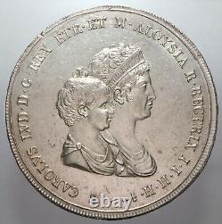Dena 1807 Firenze Spl-fdc Carlo Ludovico Perizia Nip Grimoldi