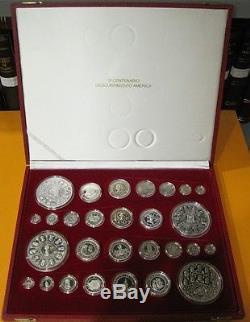 España Monedas Rey Conmemorativas FNMT- Año 1992 numero 00628/660 FDC V C