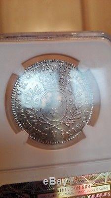 Exceptionnel Demi-ecu 1729 Y Bourges Louis XV d'une grande beauté MS64 FDC