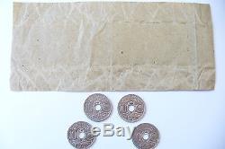 Exceptionnelle & Rare Série De 4 X 10 Cts Lindauer 1927-28-29-30 Fdc