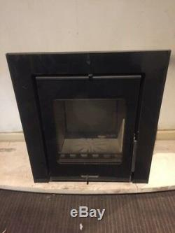 FDC Ariel 5G Multifuel Cassette Stove Re Furbished Defra Approved 5 Kw Inset