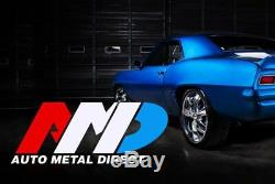 For Dodge Challenger 70-74 Auto Metal Direct FDC Front Wheel Opening Molding Kit