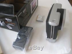 Fujifilm Instax Mini 90 Neo Classic Instant Film Camera, black, new, free film