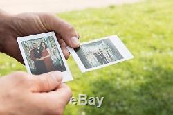 Fujifilm Instax Mini 90 Neo Classic Instant Film Camera with 16 Film Packs