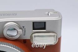 Fujifilm Instax Mini 90 Neo Classic Instant Film Camera with some options, Exc+2