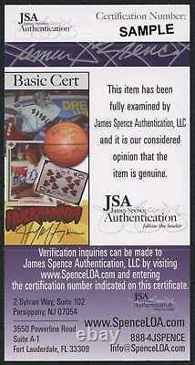 General James Doolittle JSA Coa Hand Signed 1990 Envelope Autograph