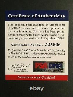 HANK AARON Signed Perez Steele Cachet Envelope FDC PSA DNA Auto non Gateway RARE