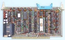 IMSAI 8080 S-100 Micro Computer 24KB RAM, FDC, MIO WORKING 1977