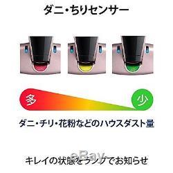 IRIS OHYAMA Cordless Futon Vacuum Cleaner IC-FDC1-P metallic pink