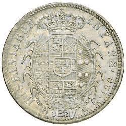 Italia / Italy Napoli Ferdinando IV di Borbone 120 Grana 1816 SPL/ FDC
