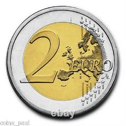 Luxembourg 2 euro 22 coins 2004 2017, UNC luxemburg letzebuerg Lussemburgo FDC