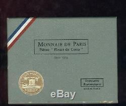 MONNAIE DE PARIS Série 1969 FDC set fleur de coin