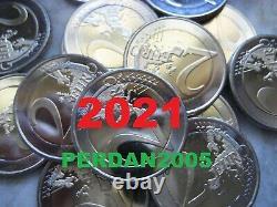 Malta 2021 2 Euro Fdc Coincard Eroi Della Pandemia Heroes Of The Pandemic Unc