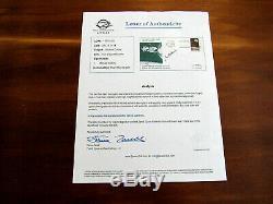 Michael Collins Apollo 11 Nasa Signed Auto Vtg 1969 Fdc Envelope Zarelli Ltr
