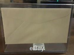 Mickey Mantlewillie Maysduke Snider Autographed Gateway Cachet N. Y. Hof Fdc