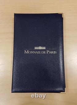 Monnaie de Paris Coffret BE Belle Epreuve PROOF 11 pièces 1992