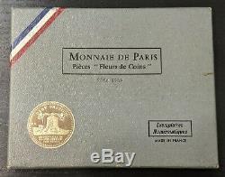 Monnaie de Paris Coffret Fleur de Coin FDC 1969 8 pièces