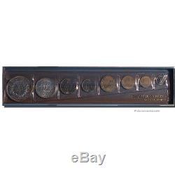 Monnaies, Vème République, Coffret FDC 1967 #23906