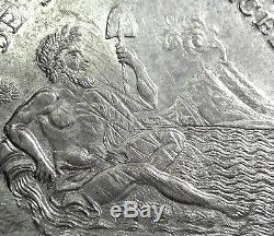 NAPOLI (CARLO III) 120 Grana 1735-FDC