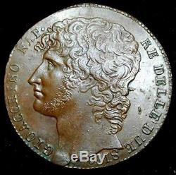 NAPOLI (Due Sicilie) G. MURAT, 3 Grana 1810-q. FDC. FDC