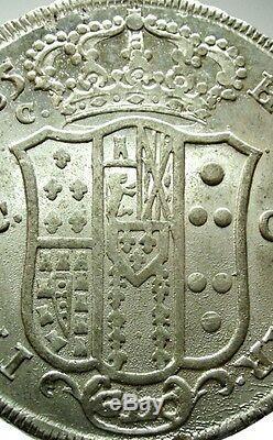 NAPOLI (Ferdinando IV di Borbone) 120 GRANA 1785-FDC