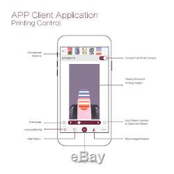NEW Nail Art Printer Machine Transfer Picture Design (Iphone & Android Mobile)