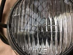 NOS 1955 1956 Thunderbird NOS Mercury fog light inserts FDC 1807-A 195