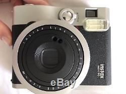 New Fujifilm Instax Mini 90 Neo Classic Instant Film Camera plus 3pks of Film